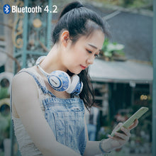 Bluedio A2 Bluetooth Headphones/Headset Fashionable Wireless Headphones for phones and music - Happysale24