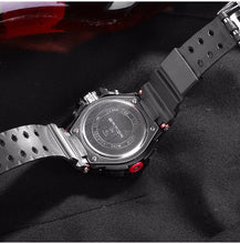 SANDA 289 Sport Watch Men Military Waterproof Mens Watches Top Brand Luxury Electronic LED Digital Watches relogio masculino