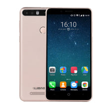LEAGOO KIICAA POWER Smartphone Android 7.0 Dual Camera Mobile Phone 4000mAh 5.0 Inch MT6580A Quad Core 2GB RAM 16GB Fingerprint