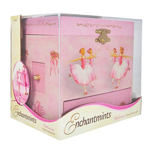Enchantmints Ballerina Musical Jewelry Box - The Well Chosen