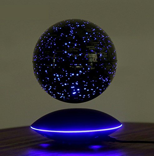 Creative Magnetic Suspended Globe - The Well Chosen