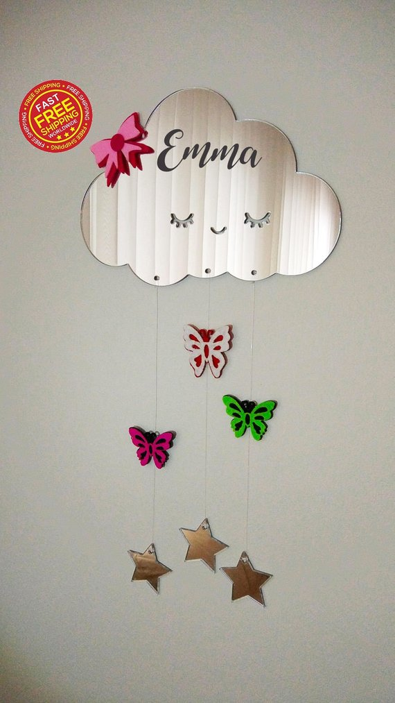 Cloud Wall Decor - The Well Chosen