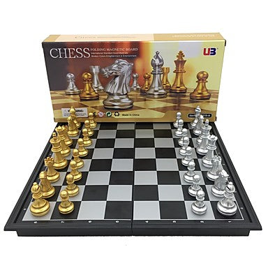 Magnetic Chess Game Education 32 Pieces - The Well Chosen