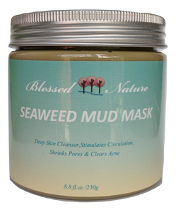 Seaweed Mud Mask 250G 8.8 fl.oz. Deep Skin Cleanser