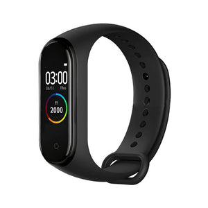 Pulseira IP67 Inteligente M4 Smart Android e iOS