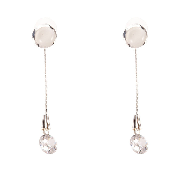 Earrings Araceli Silver