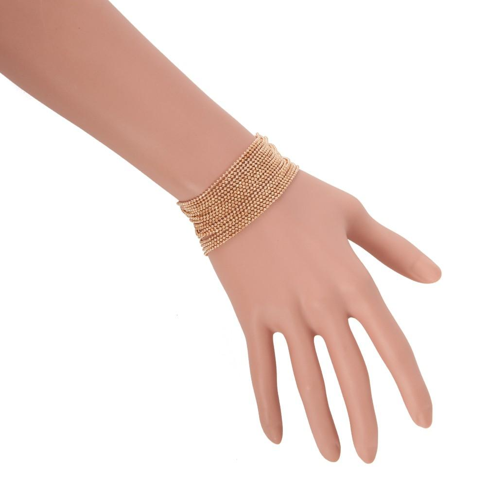 Bracelet Tatum Gold - Costume Jewellery