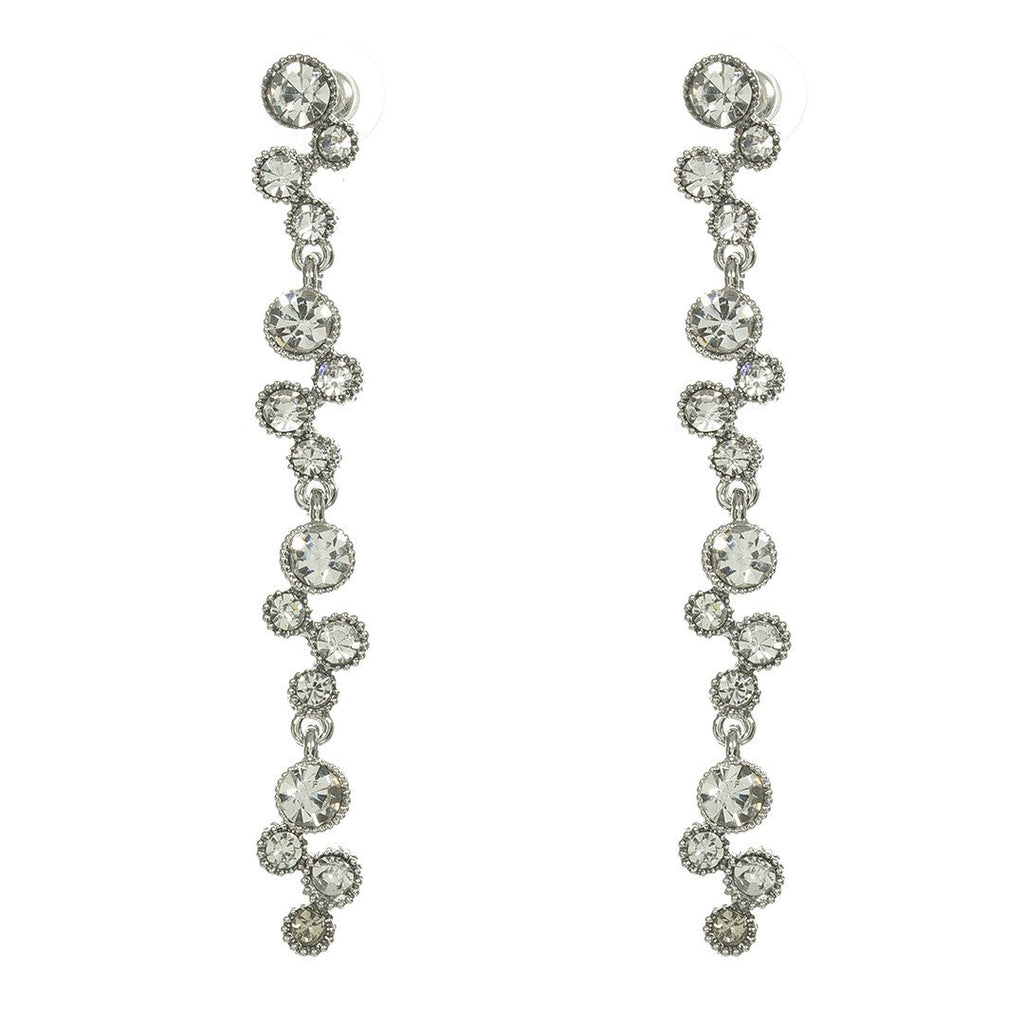 Earrings Akello Silver - Costume Jewellery