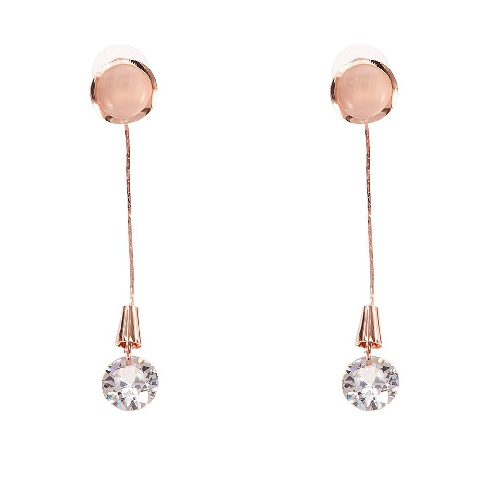 Earrings Araceli Gold-Costume Jewellery