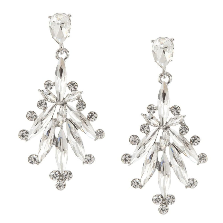 Earrings Ayanna Silver