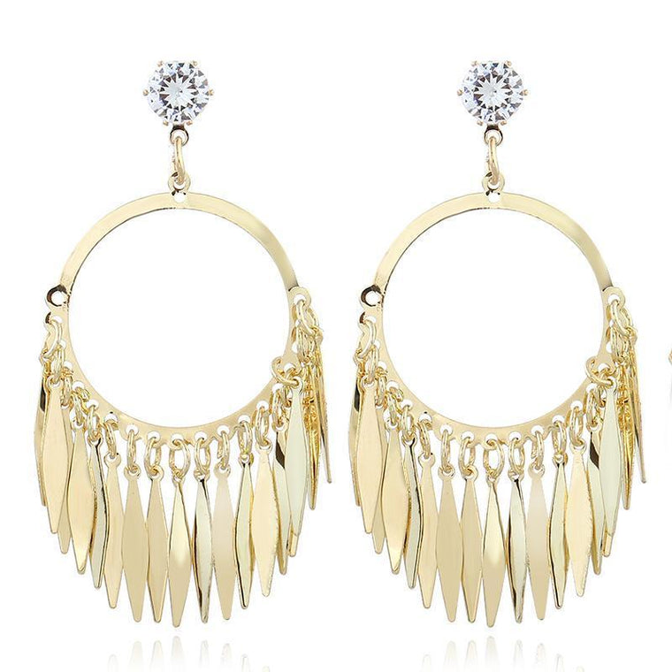 Earrings Crux Gold