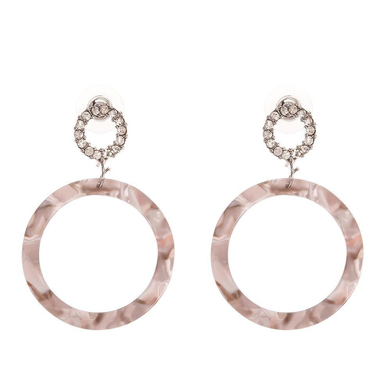 Earrings Hoop Cedrez