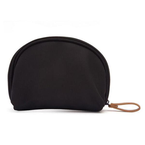 Makeup Bag Black-Costume Jewellery
