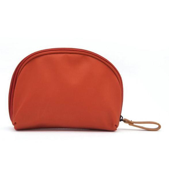 Makeup Bag Orange-Costume Jewellery
