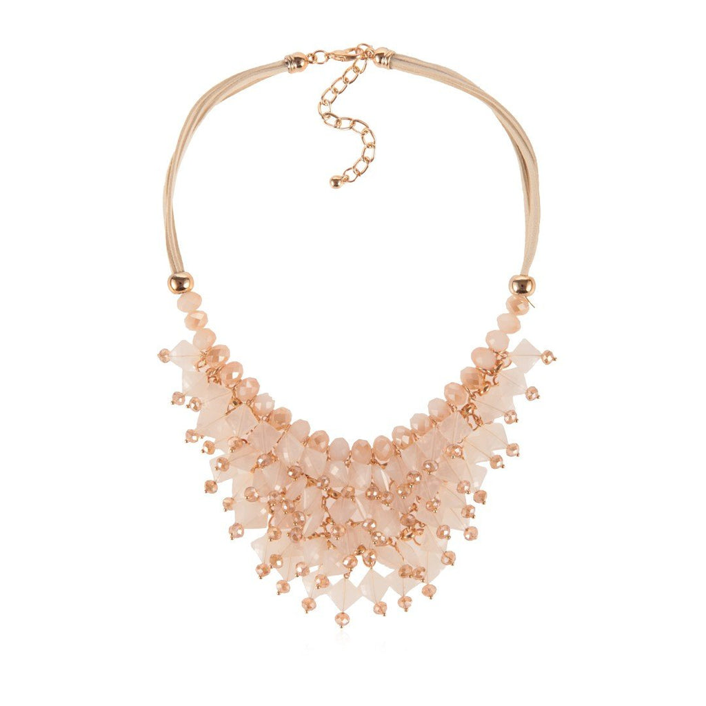 Necklace Alameda Gold - Costume Jewellery