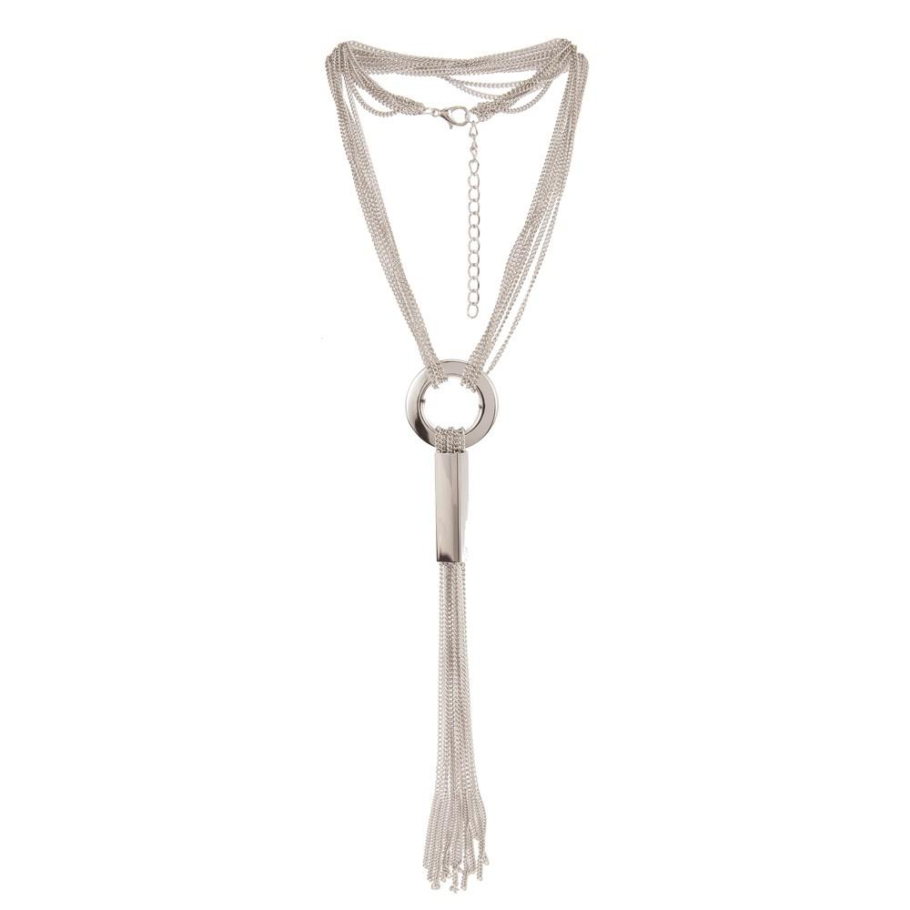 Necklace Astrid Silver - Costume Jewellery