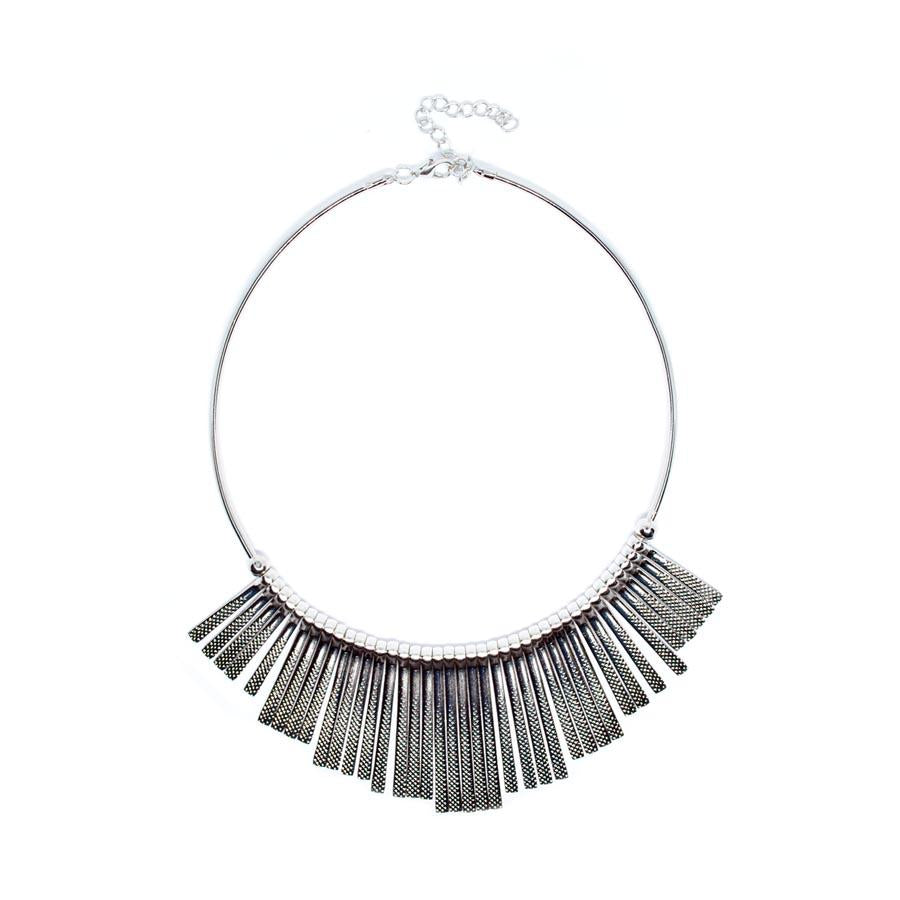 Necklace Belu Silver-Costume Jewellery