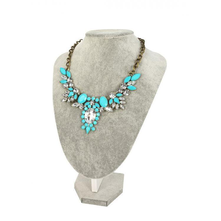 Necklace Caldares Blue