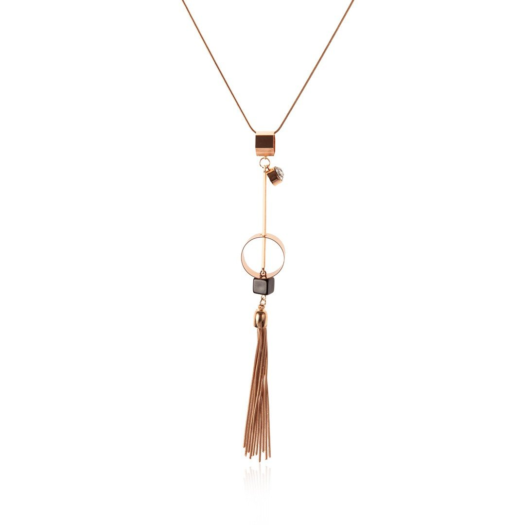 Necklace Carys Gold - Costume Jewellery
