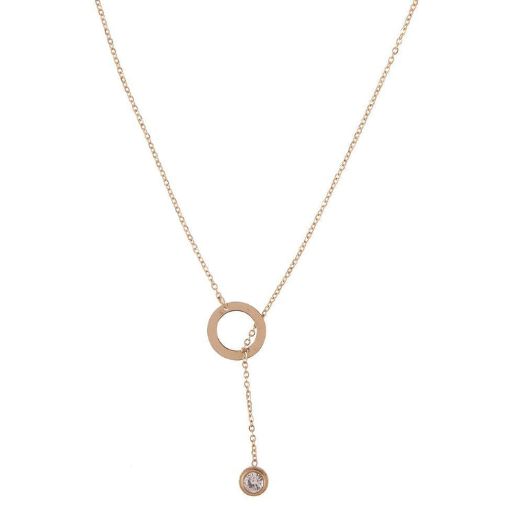 Necklace Celaneo Gold Stainless Steel