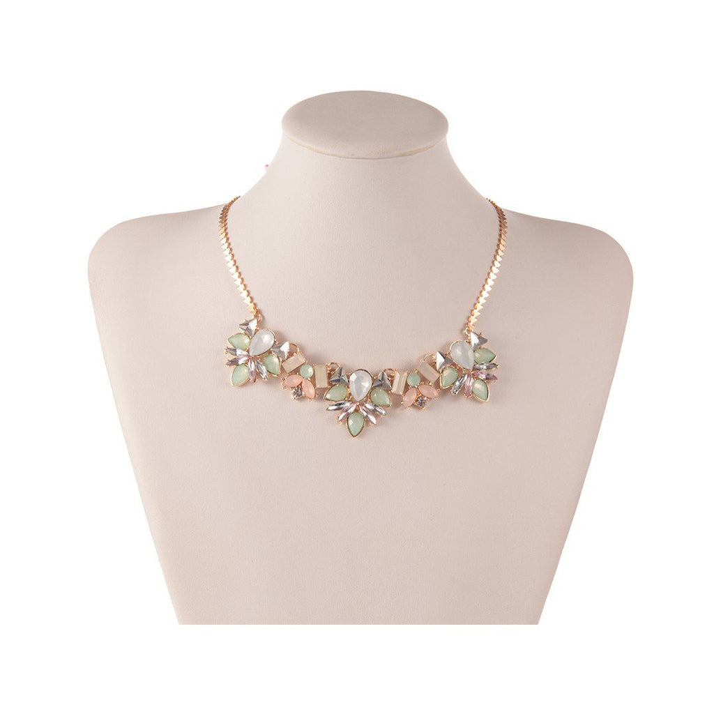 Necklace Izare Gold - Costume Jewellery