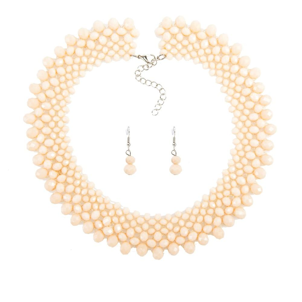 Necklace Kaira + Earrings - Costume Jewellery