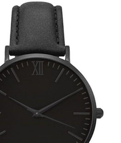 Watch Black-Costume Jewellery