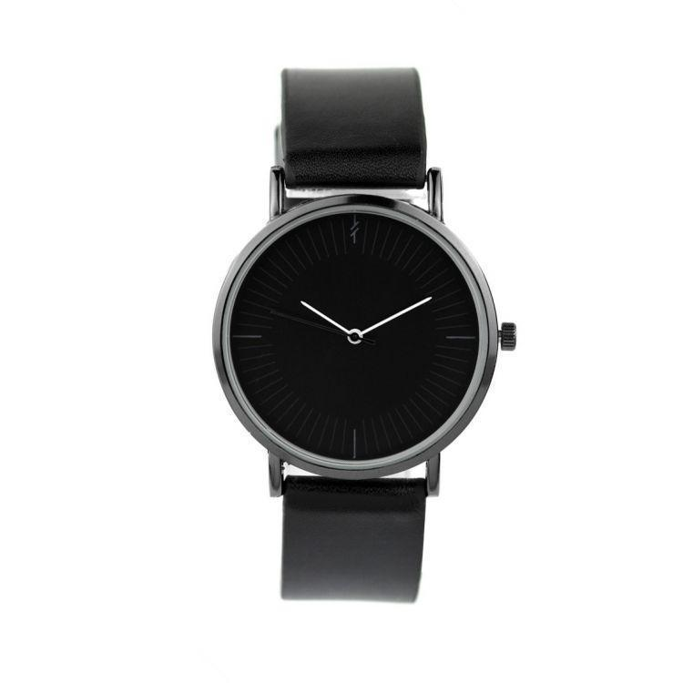 Watch Elegant Black-Costume Jewellery