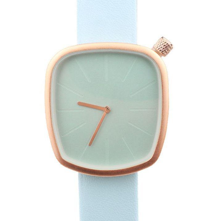 Watch Square Pastel
