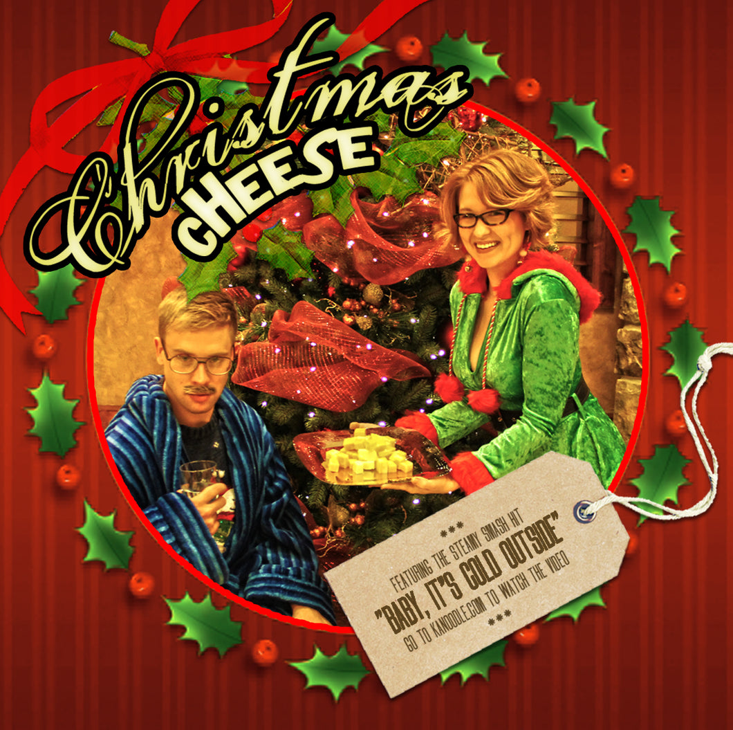 Christmas Cheese CD