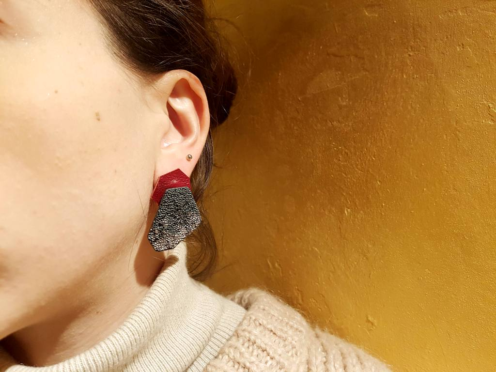 Poly Earrings