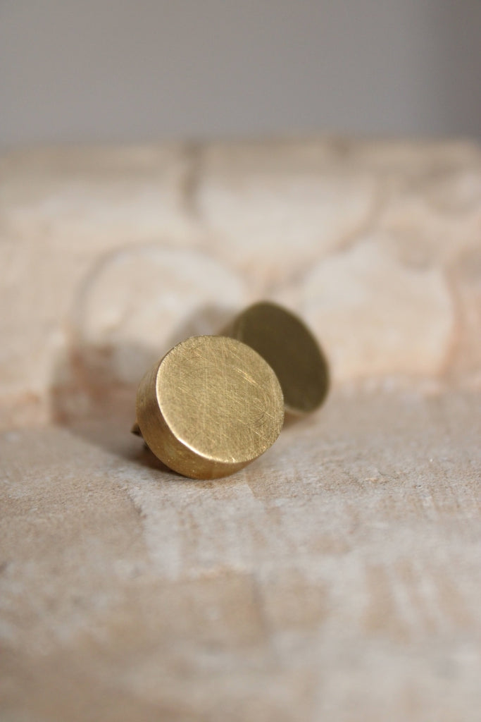 Boxed Regular Circle Earrings