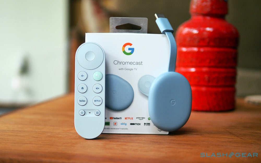 Google TV chromecast