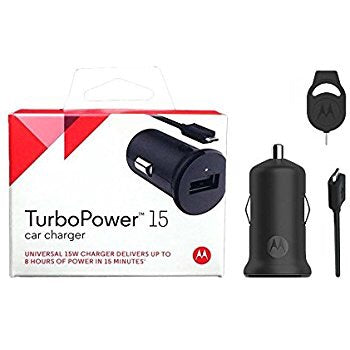 Turbo Power 15 Motorola