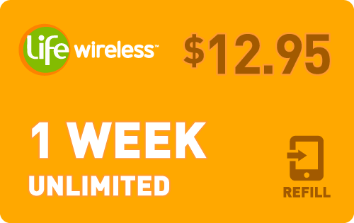 Plan Life Wireless $13