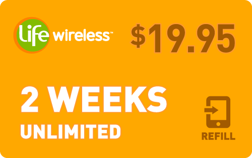 Plan Life Wireless $20