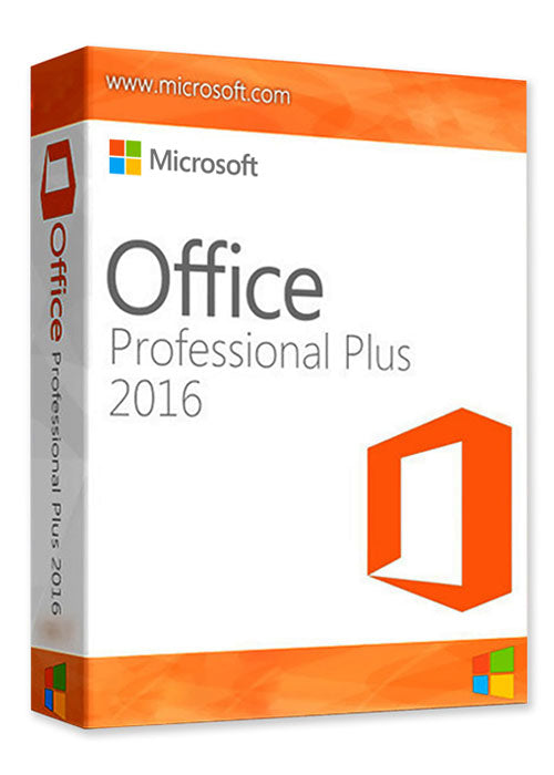 Licencia Office 2016 Professional Plus