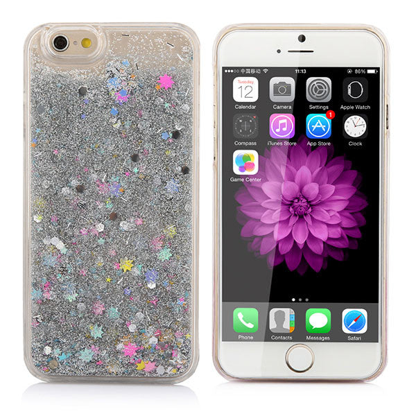 Cover de Brillo Clear iPhone 5 5S SE 6 6S 4.7