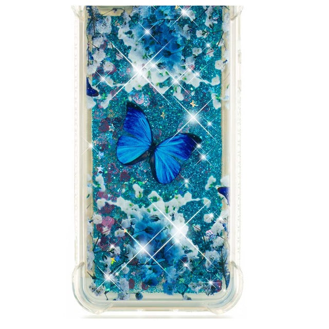 LG K8 2018 Glitter Bling Soft Back Cover for X210 ARISTO