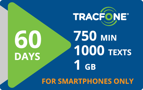 Plan Tracfone BYOP $35.00 60 Days