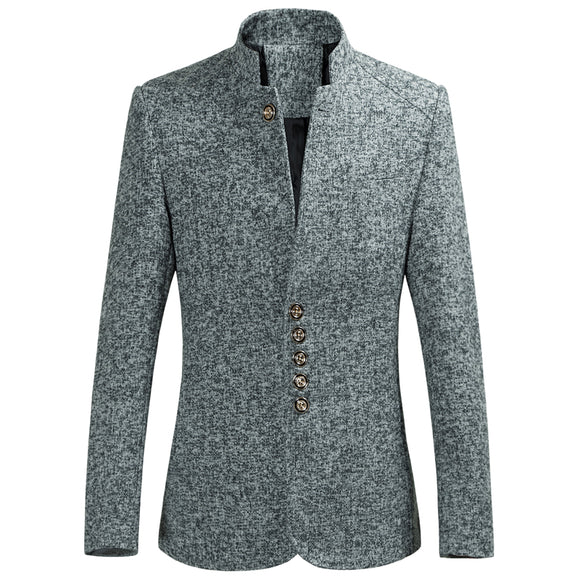 Casual Suit for Men New Arrival Male Autumn Spring Suit Fashion Suits High  Quality Chinese style 3c65ff1cb