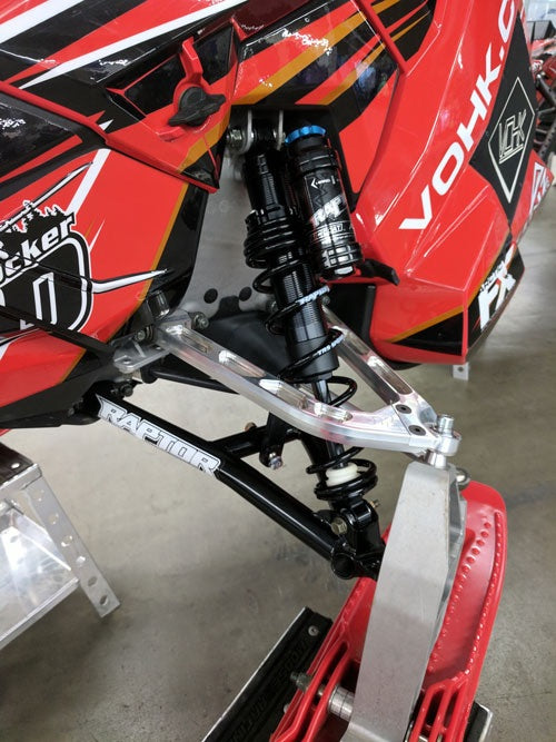 "Raptor high clearance axys or pro rmk 37"" front end kit"