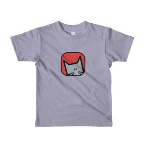 'Shinobu' Short Sleeve Kids T-Shirt (2-6 years) - Catswag