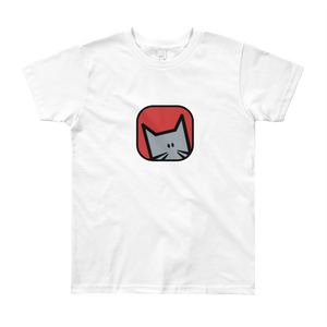 'Shinobu' Short Sleeve Kids T-Shirt (8-12 years) - Catswag