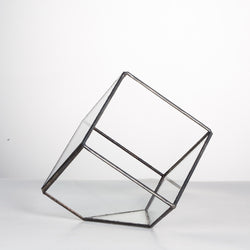 Inclined Cube Terrarium