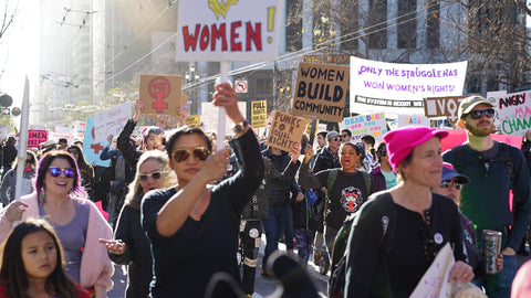 San Francisco Women's March