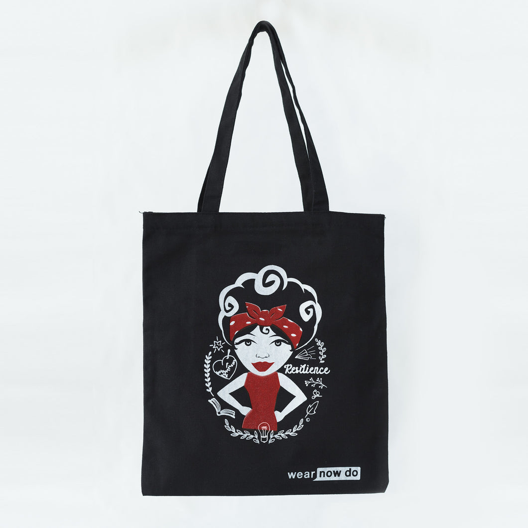 Rosie Resilience Canvas Bag