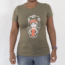 Vintage Rosie Resilience T-shirt