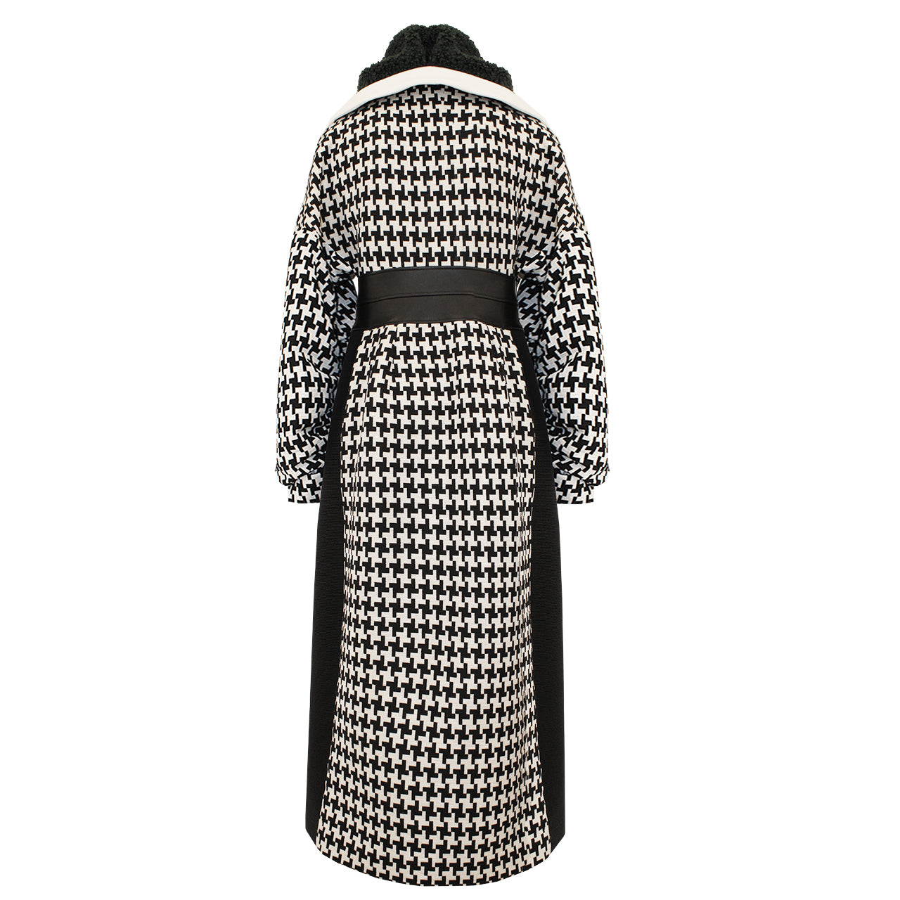 Pied Poule Overcoat