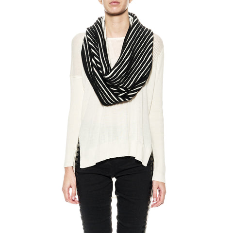 Stripped Snood